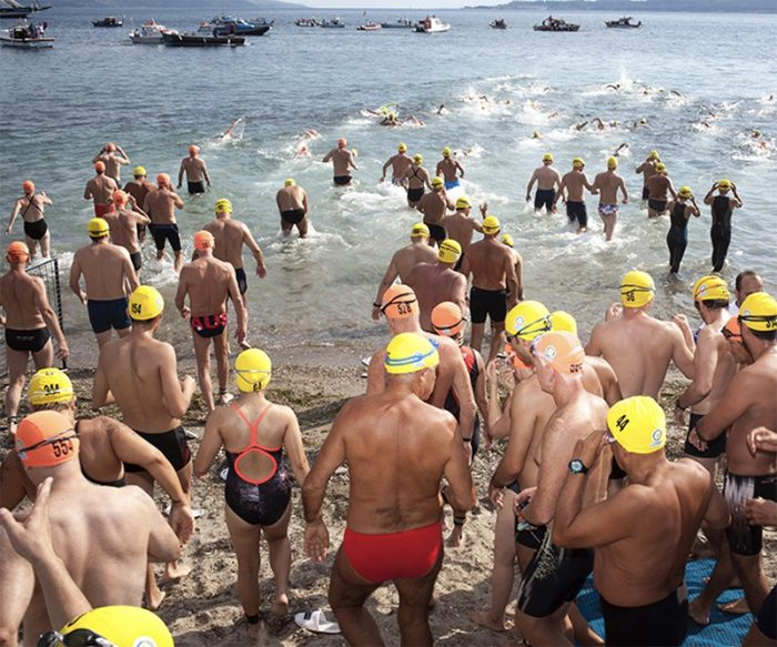 Canakkele Swim - The Start!