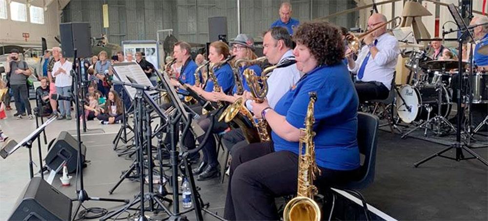 Team Bader Big Band Music