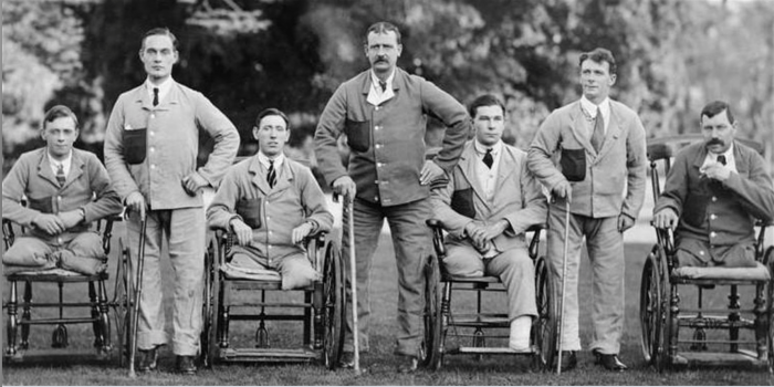 Prosthetics in the first world war